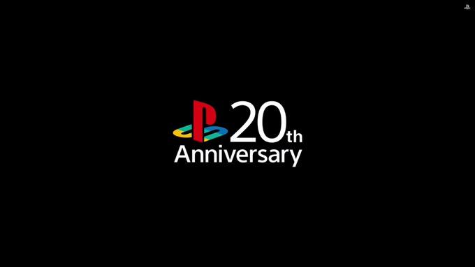 プレステの進化した歴史が1つの動画に!プレイステーション発売20周年記念動画が公開