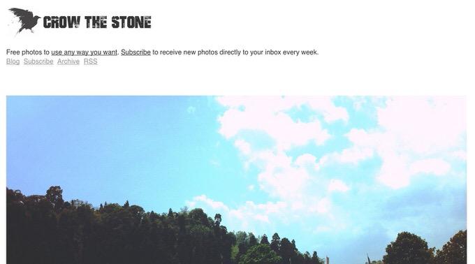 13 Crow The Stone