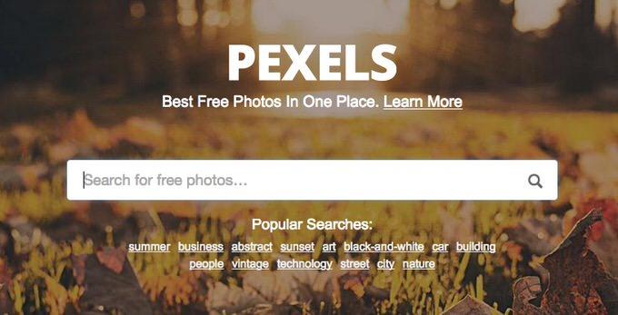 16 Pexels