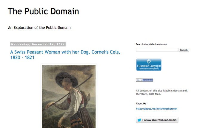 51 The Public Domain