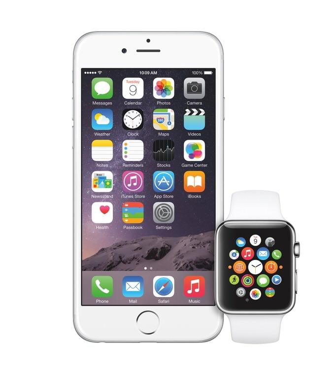 正式発表!Apple Watchは4月に発売!