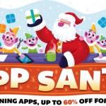 最大80%オフ!TweetbotやDayOneなどの人気アプリ40本以上対象のセール「AppSanta」が開催中