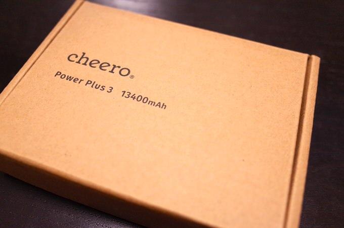 Cheero power plus 3 1