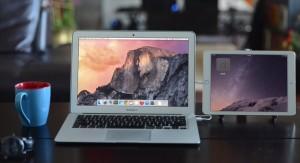 iPhone/iPadがサブディスプレイになるアプリ「Duet Display」有線接続で遅延なし!