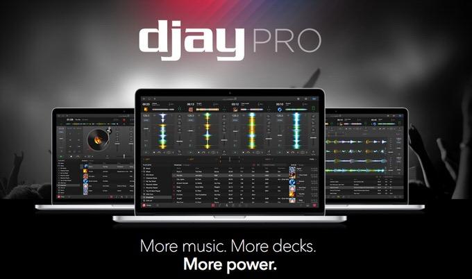 MacだけでPCDJができる!人気DJアプリのMac版「djay Pro」がリリース記念で40&オフ!