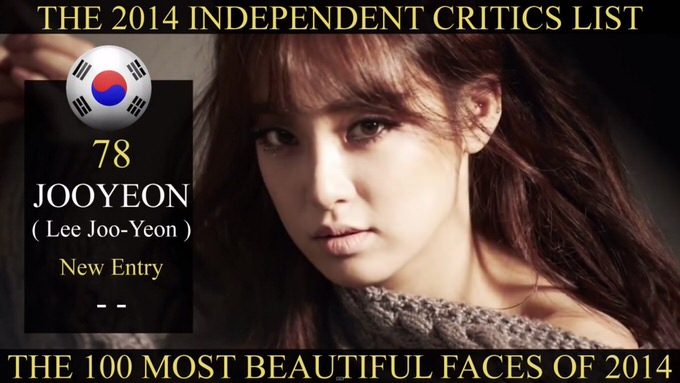 The most Beautiful face 2014 23