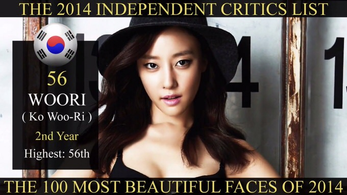The most Beautiful face 2014 45