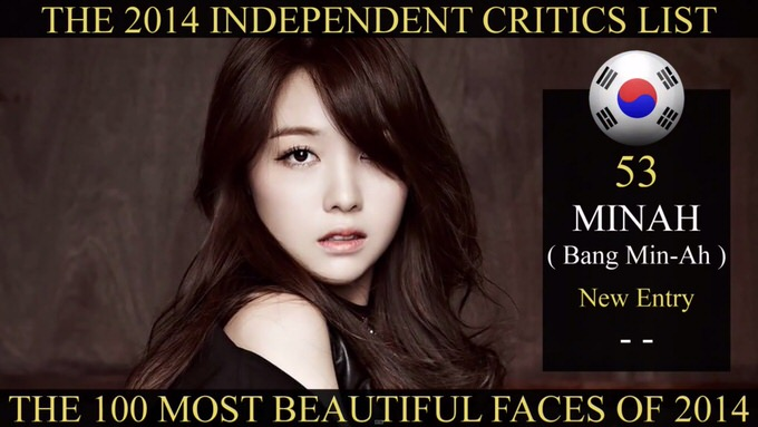 The most Beautiful face 2014 48