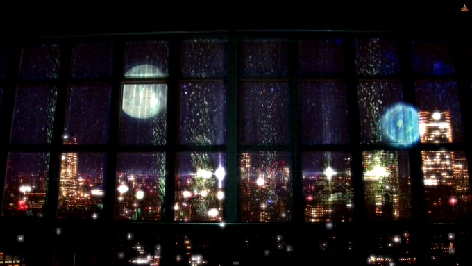 Tokyotower projection mapping 2