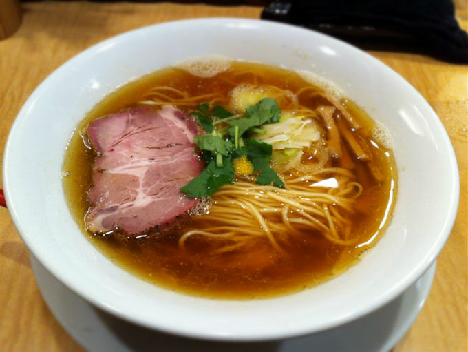 食べ歩きの達人が選ぶ「東京の醤油ラーメン」10選