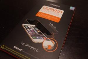 iPhone保護フィルムの決定版かも!iPhone 6の液晶面全体をカバーできるフィルムがいい感じ!