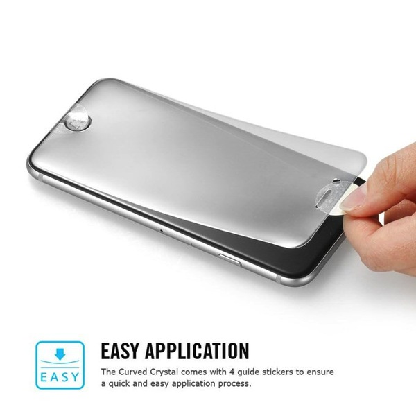 Iphone accessory curved crystal 5