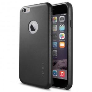安いのに良い感じのレザーのiPhoneケース「レザーフィット」がSpigenから登場!