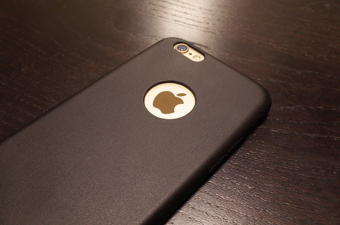 Iphone accessory leatherfit 5