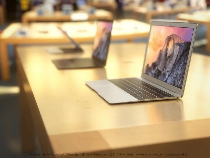 残念、新型MacBook Airは6月の「WWDC2015」で発表という情報