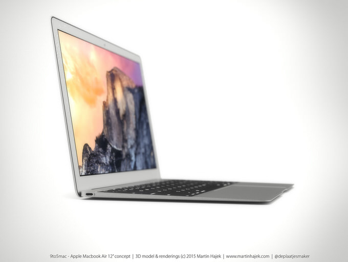 Macbook air rumour 2