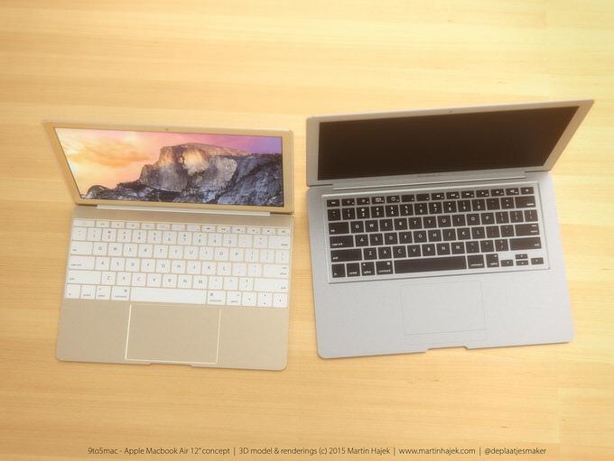 Macbook air rumour 3