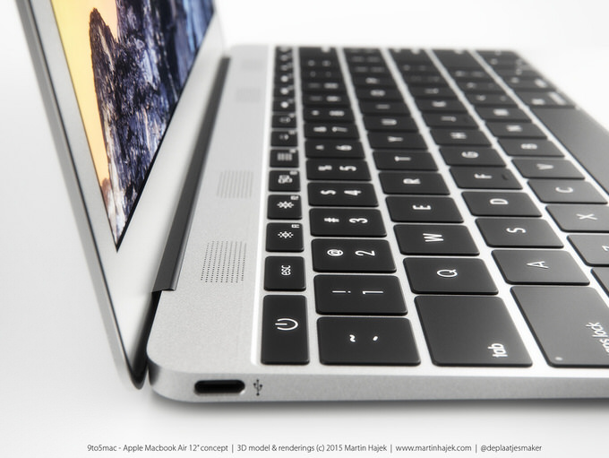 Macbook air rumour