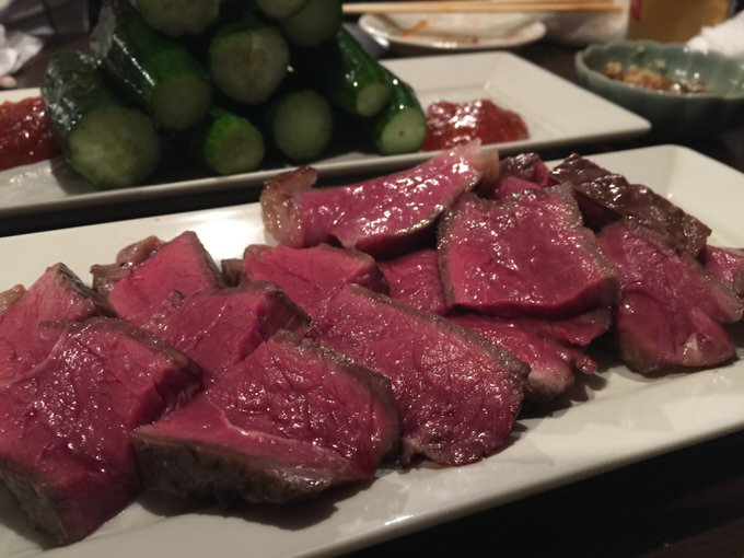 吉祥寺「肉山」で肉のフルコースを堪能!噂通り肉の天国だった!