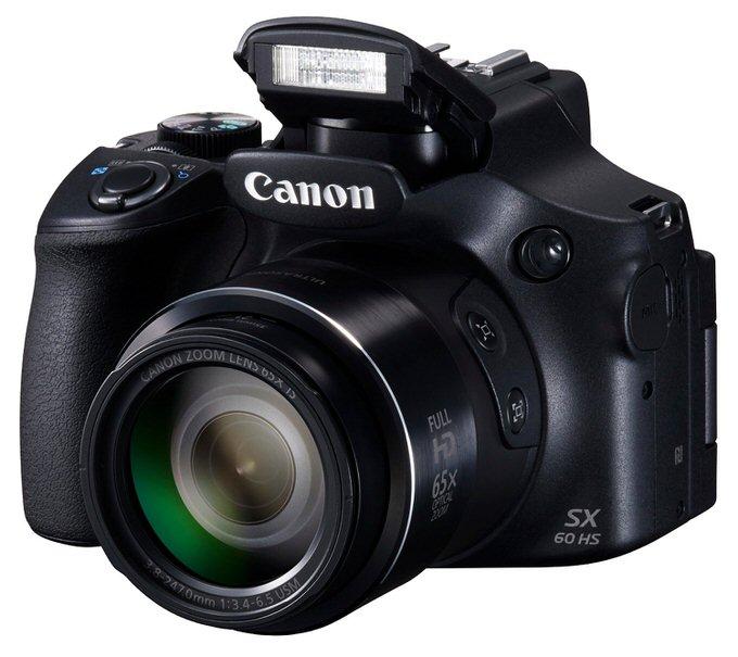 めちゃ凄い!光学65倍ズームで撮影したキャノンのコンデジ「PowerShot SX60 HS」のサンプル動画