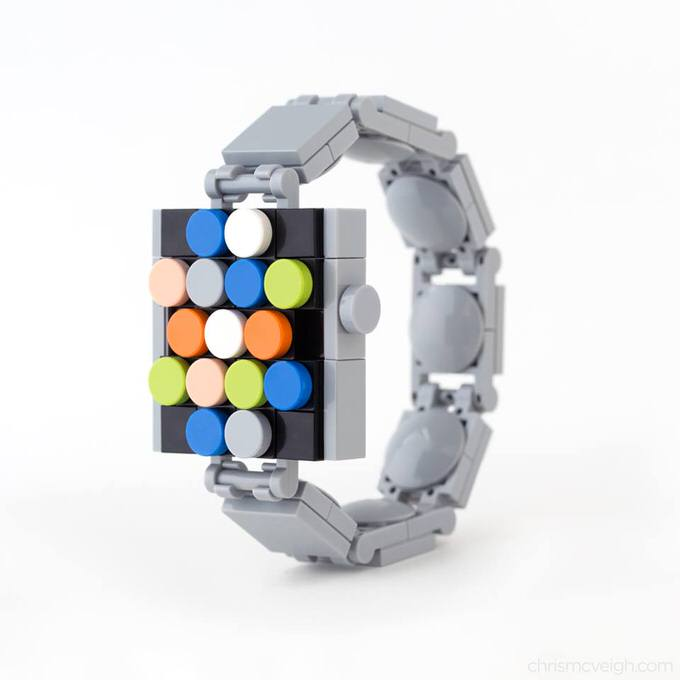 Apple watch lego