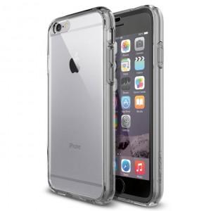 シンプルなのに耐衝撃!iPhone 6を360度守ってくれるケース「Spigen ウルトラ・ハイブリッドFX」