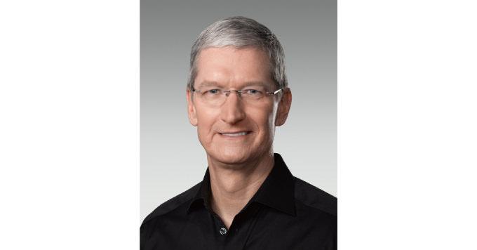 Apple ティム・クックCEOが世界の偉大なリーダー1位に選出!全資産約143億円を寄付する予定