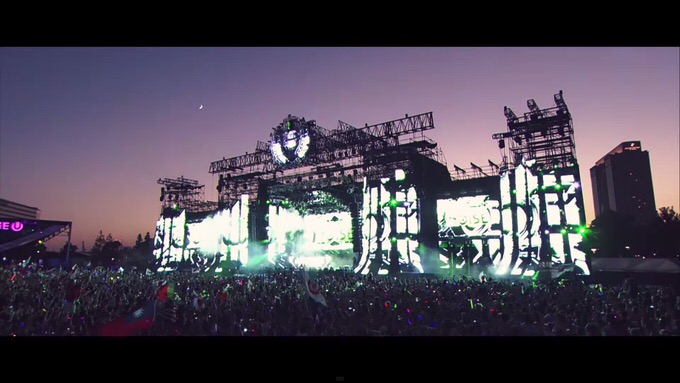 Ultra japan 2014 after movie 3