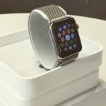 Apple Watchのパッケージ写真が流出、白基調のシンプルな箱
