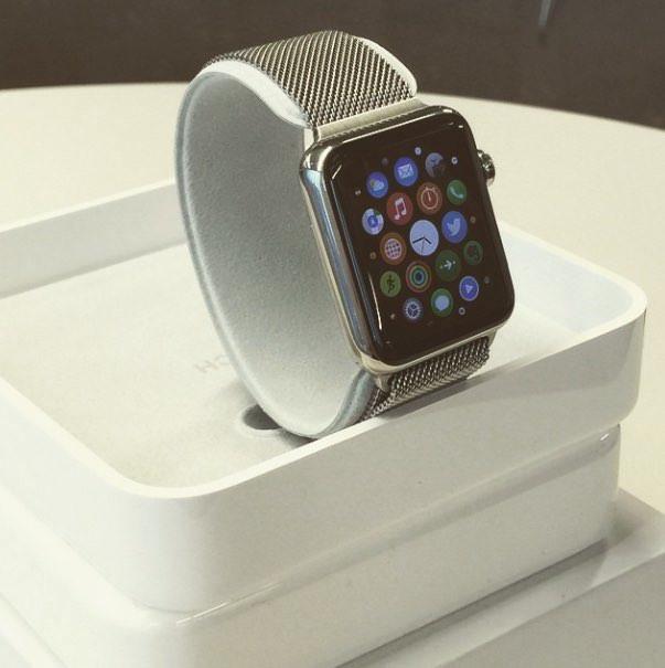 Apple watch rumour 1