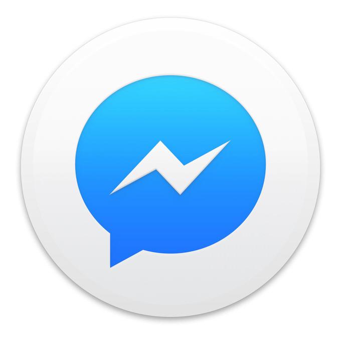 Facebookメッセージの非公式アプリ「Messenger for Mac」が公開