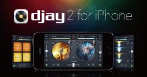 1200円→無料!人気のDJアプリ「djay 2」や「Figure」などが無料セール中!