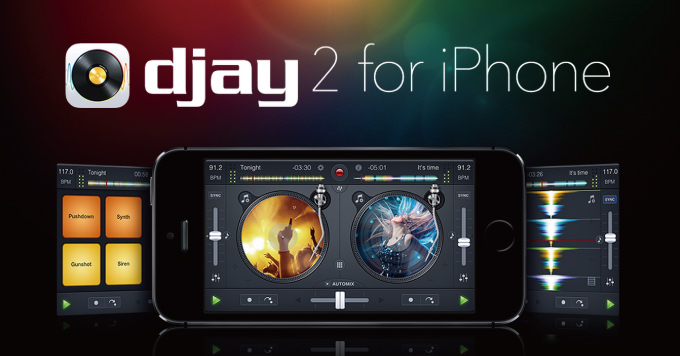 Iphoneapp sale djay 2