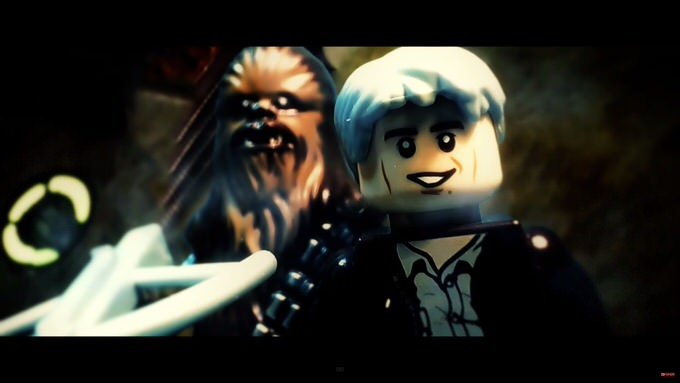 Lego starwars the force awakens 1