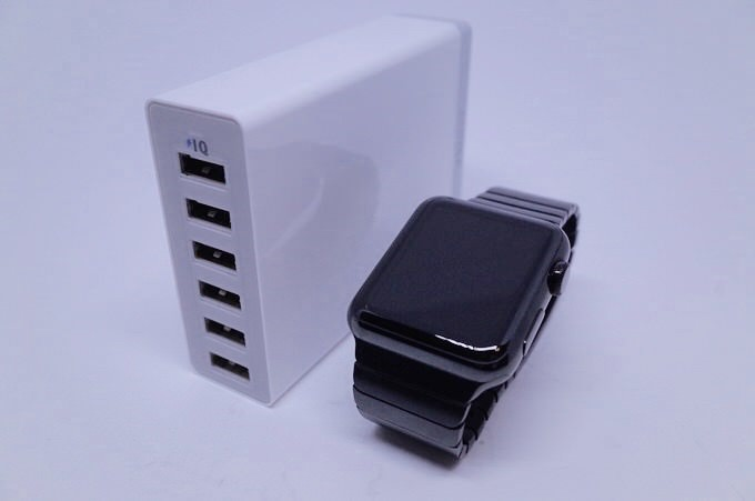 Anker 60w 6port usb charger 3