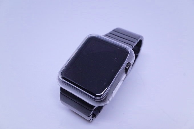 Apple watch case liquid crystal 6