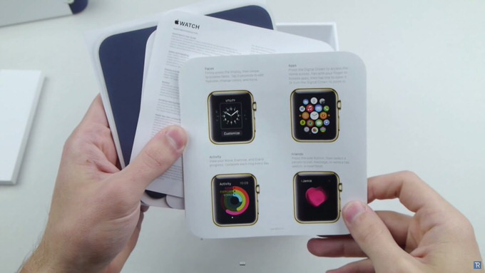 Apple watch edition unbox 2