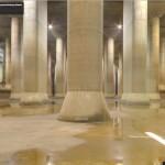 あの地下神殿と呼ばれる「首都圏外郭放水路」がGoogleストリートビューで内部公開!