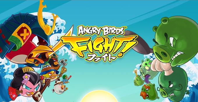 Iphoneapp angrybird fight 1