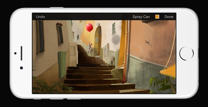 Iphoneapp pixelmator 2