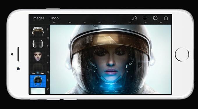 Iphoneapp pixelmator 3