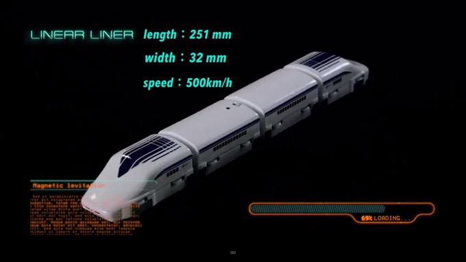 Linearliner 2