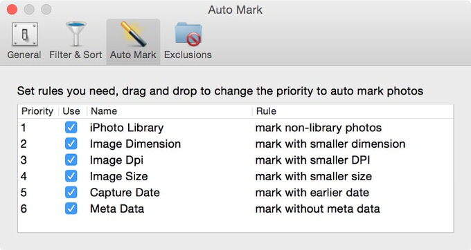 Macapp duplicate photo fixer pro 4