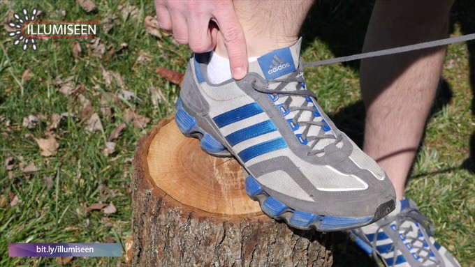 Sneaker heelrock 1