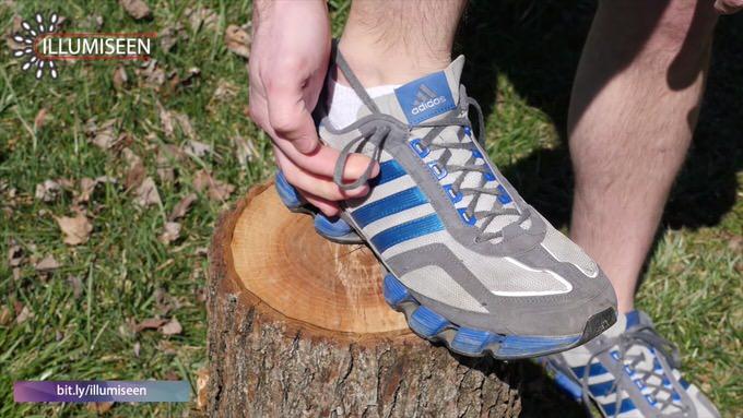 Sneaker heelrock 2