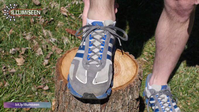 Sneaker heelrock 5