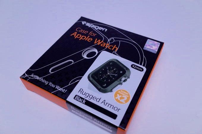Apple watc rugged armor 1