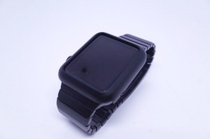 【レビュー】かなり良い!Apple Watch スペースグレイに一番似合うケースSpigen「Thin Fit(Black)」