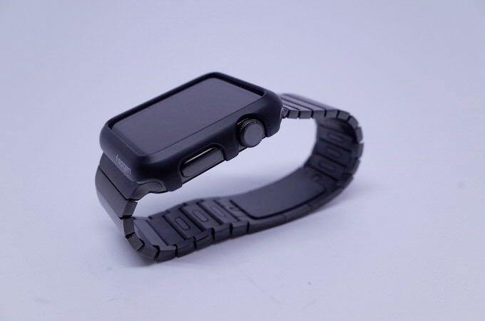 Apple watch case thin fit 4