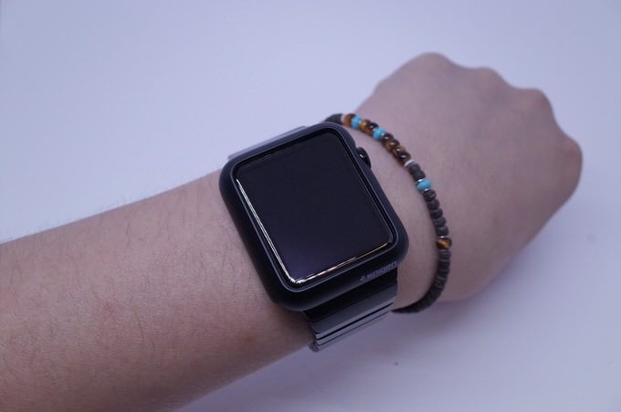 Apple watch case thin fit 7